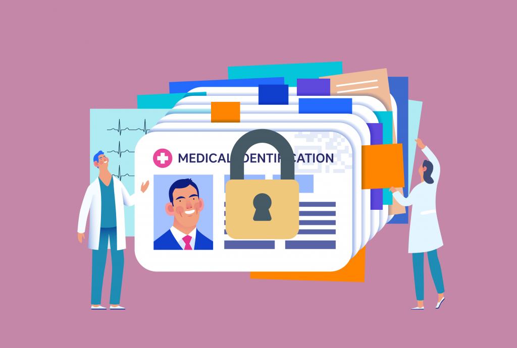 des données sécurisées pour médecins avec calendoc la solution de prise de rendez vous en ligne